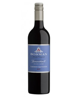 Bosman Generation 8 Cabernet Sauvignon 2017 Fairtrade