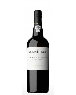 Late Bottled Vintage Port 2012 Churchill's