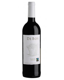 De Bos Merlot 2016 Fairtrade