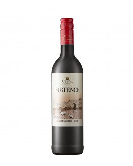 Opstal Sixpence red 2018 Breedekloof