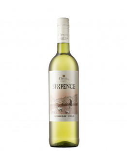 Opstal Sixpence white 2019 Breedekloof